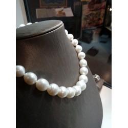 Collana perle australiane