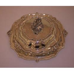 Legumiera in argento 925...